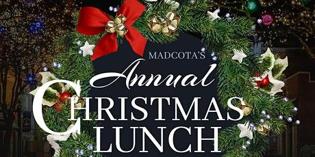 Merry Christmas Luncheon tickets