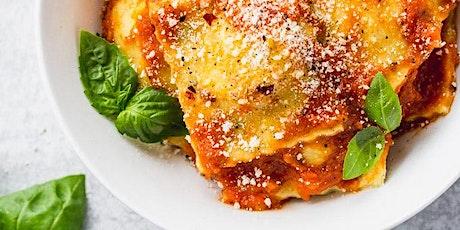 Cheese Ravioli (3rd Round)! tickets