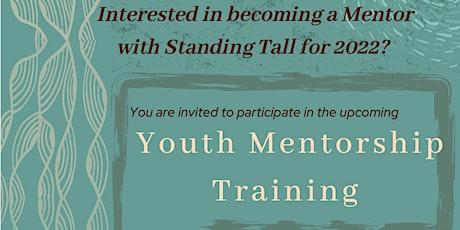 Youth Mentorship Training tickets