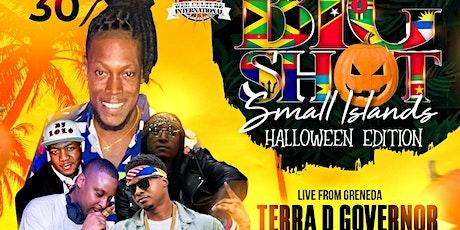 Small Islands Halloween Edition tickets