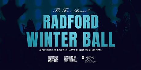 The First Annual Radford Winter Ball tickets