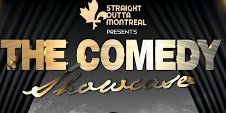 Comedy Showcase ( Stand-Up Comedy ) MTLCOMEDYCLUB.COM tickets