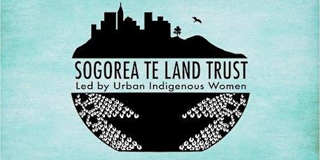 Pilates Donation Class for Sogorea Te' Land Trust tickets