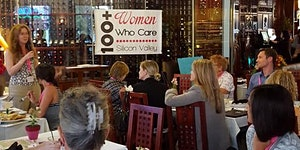 100+ Women Who Care Silicon Valley January 2016 Meeting