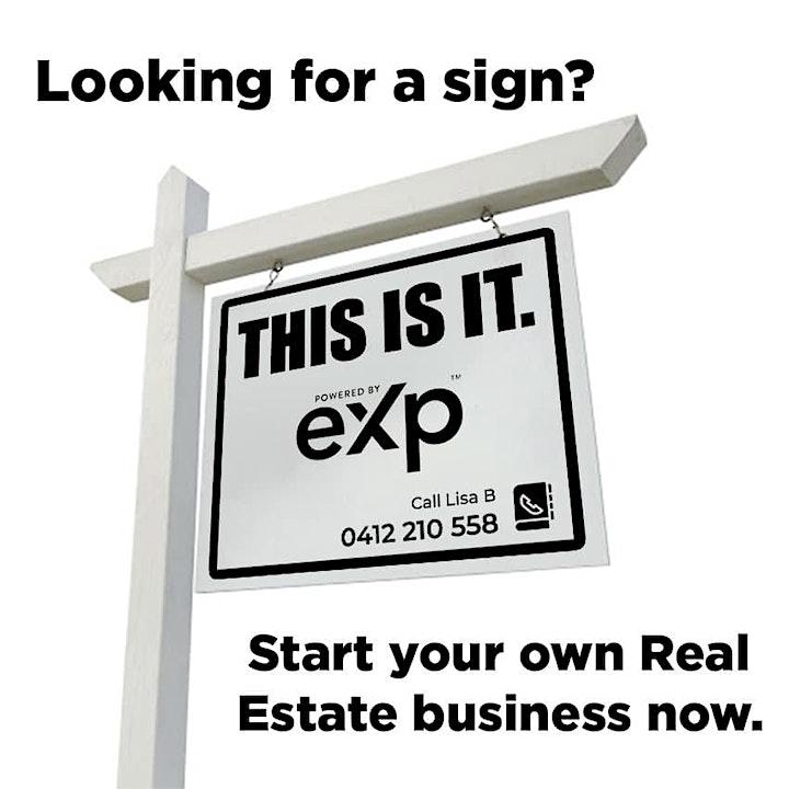 eXp Australia - What is eXp Australia?  -  Lisa B image