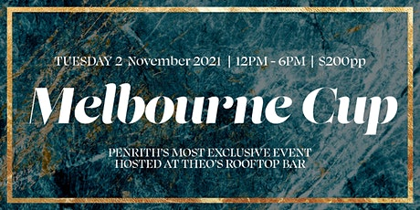 Melbourne Cup at Theo's Rooftop Bar tickets