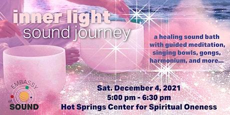 Inner Light Sound Journey tickets