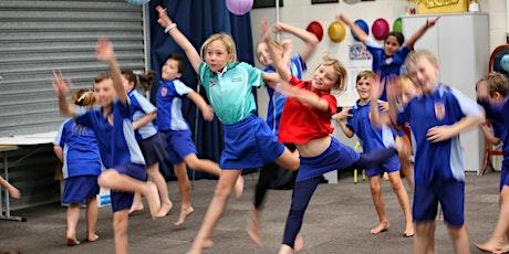 Teacher Professional Development: Upper Primary Science through dance tickets