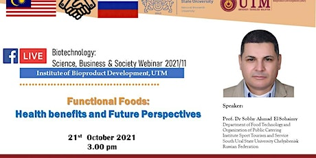 Functional Foods: Health Benefits and Future Perspectives billets