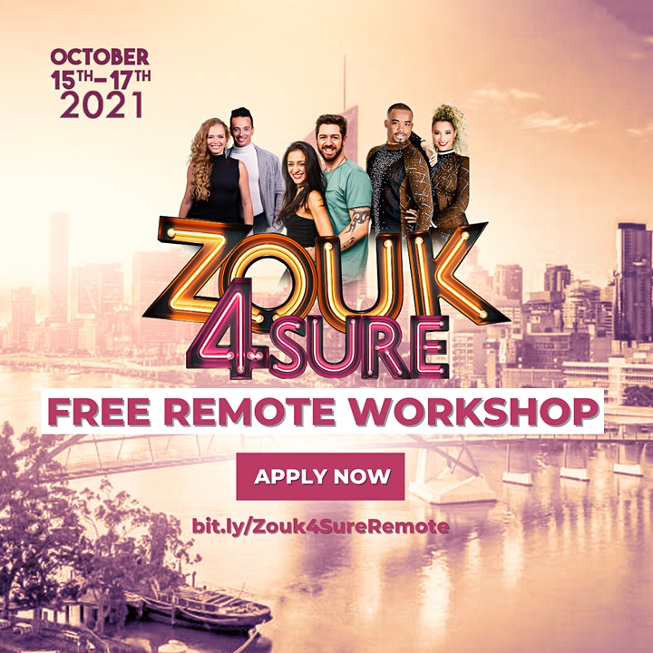 Zouk4Sure Brisbane - October image