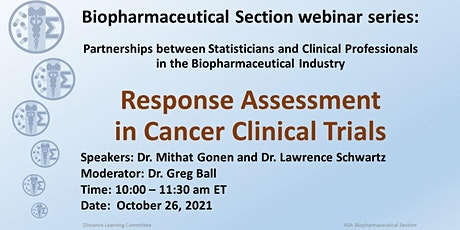 Response Assessment in Cancer Clinical Trials tickets