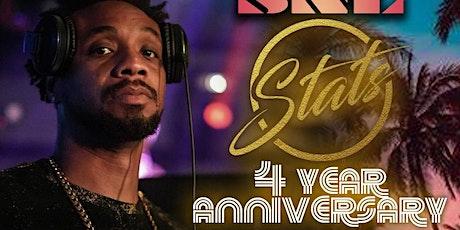 SATURDAY NIGHT LIVE   OCT 16   DJ E FEEZY   4 YR ANNIVERSARY AT STATS tickets