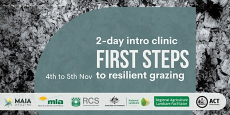 First Steps to Resilient Grazing with RCS and MaiaGrazing tickets