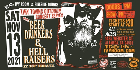 Beer Drinkers & Hell Raisers - a Tribute to ZZ Top tickets