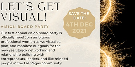 2022 VISION BOARD PARTY tickets