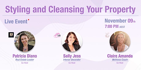 Styling and Cleansing Your Property tickets