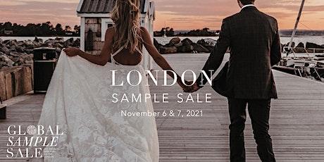 London Sample Sale   Grace Loves Lace tickets