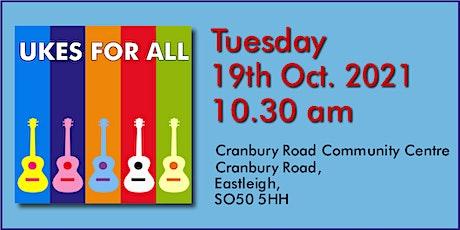 U4A Live Class - The Cranbury Centre, Eastleigh. #20211019 tickets