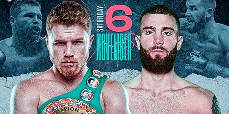 FIGHT NIGHT ON THE BEACH | CANELO VS PLANT WATCH PARTY LIVE NOV 6TH tickets