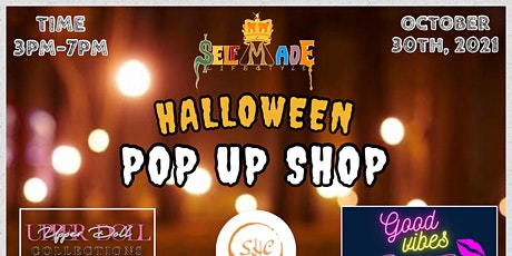 SELFMADE LIFESTYLE POP UP SHOP EVENT tickets