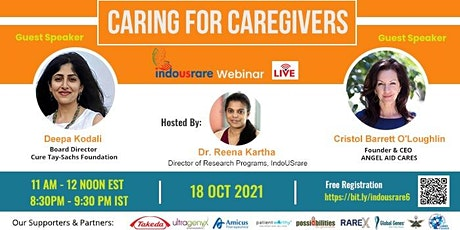 Caring for Caregivers tickets