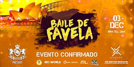 Baile de Favela  - Sydney Edition tickets