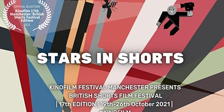 Kinofilm Presents: Stars in Shorts (Cert 15) tickets