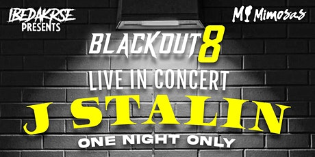 Blackout 8 tickets