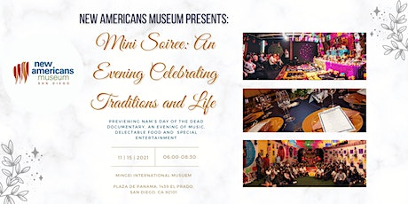NAM Presents: Mini Soiree An Evening Celebrating Traditions and Life tickets