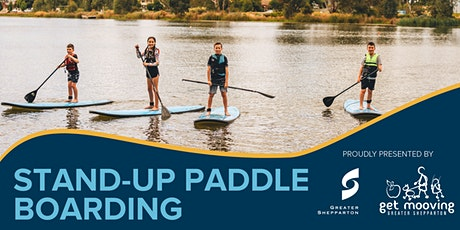 STAND-UP PADDLE BOARDING tickets