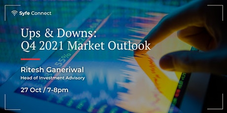 Market Ups and Downs: Q4 2021 Outlook tickets