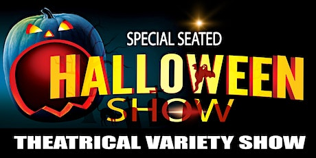 Special ALL AGES Halloween Show tickets