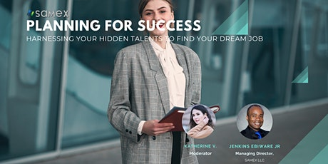Harnessing Your Hidden Talents to Find Your Dream Job tickets