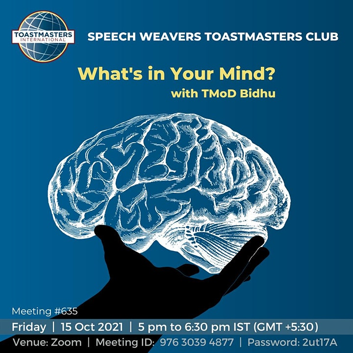 Attend Our Toastmasters Club To Become a Better Public Speaker & Leader image