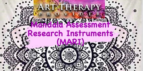MARI Mandala Art Therapy session tickets