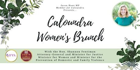 Caloundra Women's Brunch tickets