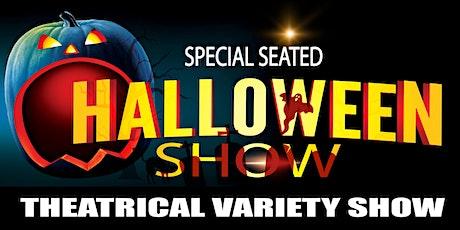 Special Halloween Show (Halloween Variety Show) tickets