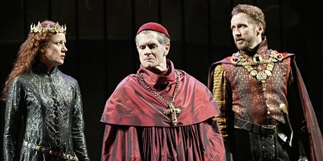 Henry VI, Part II (1st Half) FREE and ONLINE Shakespeare Reading tickets