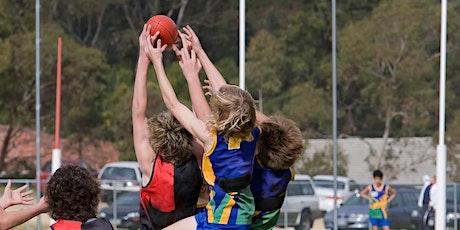 Geelong School Holiday Footy Clinic tickets