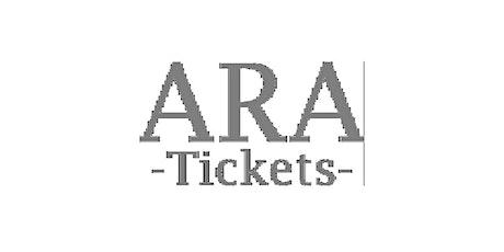 ARA Tickets is Back tickets
