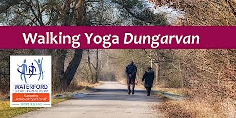 Walking Yoga for Over 50's in Dungarvan tickets