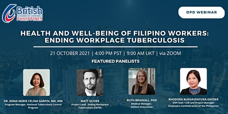 Webinar - Health and Well-being of Filipino Workers tickets
