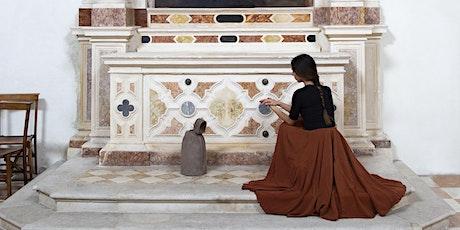Alle Radici del Corpo - Performance e incontro - Chiesa di Santa Caterina biglietti