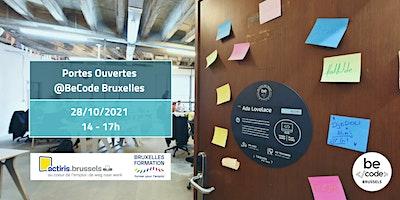 BeCode Brussels – Portes Ouvertes