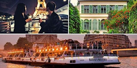 Rencontres amicales : Musée + Croisière sur la Seine - 23 oct billets