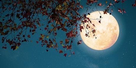 Oct Full Moon OM Chanting Meditation with Himalayan Singing Bowls (Taster) tickets
