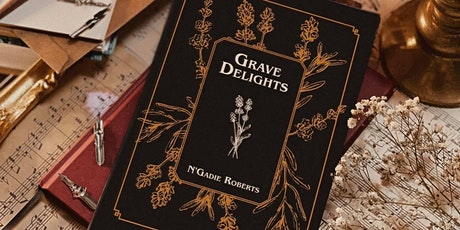 'Grave Delights' Book Launch & Signing tickets