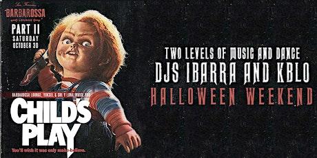 Barbarossa's Child's Play Halloween PART 2 | Saturday October 30th tickets