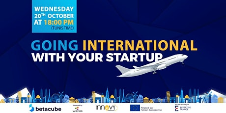 Going international with your startup tickets
