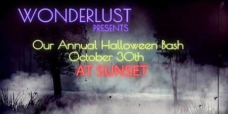 Wonderlust' s Annual Halloween Bash tickets